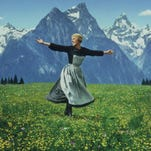 "Christopher Plummer said Julie Andrews' chirpy character of Maria in ""The Sound of Music"" was like being beaten over the head with a Hallmark card. ""Sound of Music"" is playing Sunday and Wednesday at The Movies at Governors Square for its 50th anniversary."