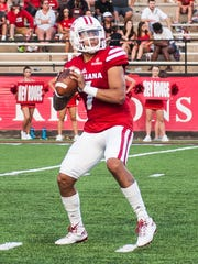 Andre Nunez, UL's starter against Texas State on Thursday night, is averaging 250.0 passing yards per game in his two games off the bench as a Ragin' Cajuns quarterback.