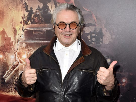 """""""Mad Max"""" director George Miller grew up a big comic"""