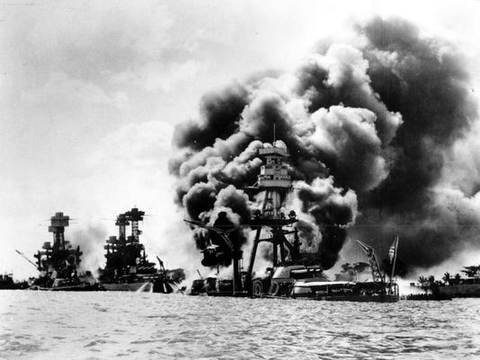 Catalysts of war: The history that led to Pearl Harbor attack