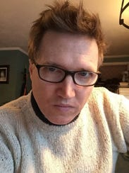 Author James Campion