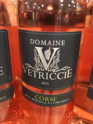 This refreshing Rosé offers a cool pairing to a more