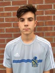 Noah Brittingham, Pocomoke boys soccer