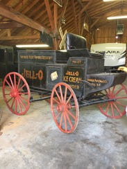 """""""American Pickers"""" found a century-old Jell-O wagon"""