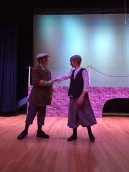 Seton Catholic Central High School presented the musical