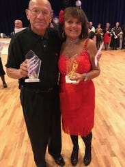 Winners of Dancing With the Clearbrook Stars, Sy Liss