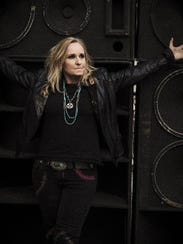 Melissa Etheridge will sing some of her hits as well