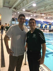 In a display of sportsmanship, St. Joseph swim coach