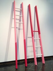 """""""Reciprocal Ladder for Two,"""" by Steve Rossi, is part"""