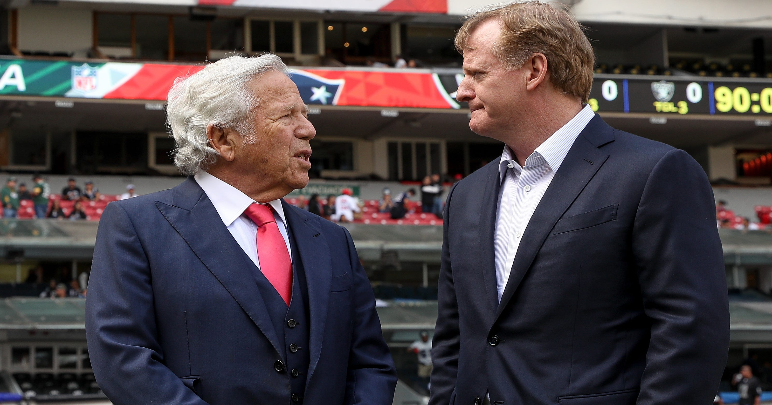 83d792da7 Robert Kraft  Patriots owner s scandal another morality check for NFL