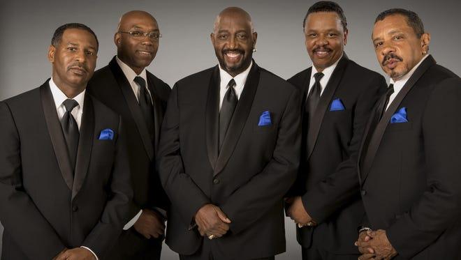 The Temptations are in concert July 20 at Door Community Auditorium.