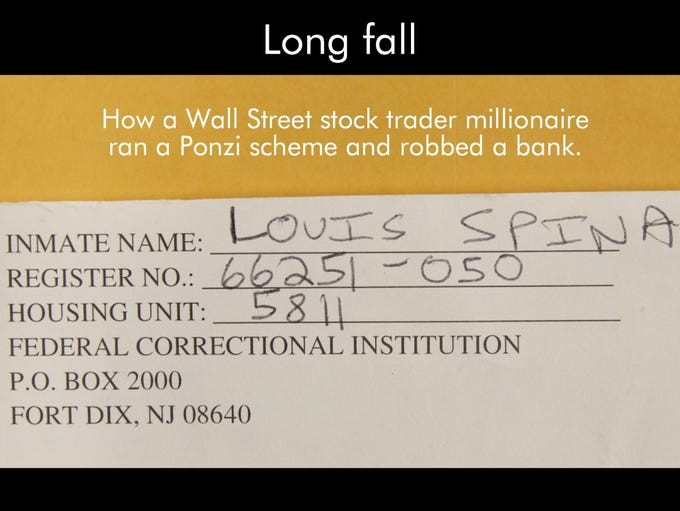 How did a Wall Street stock trader millionaire run