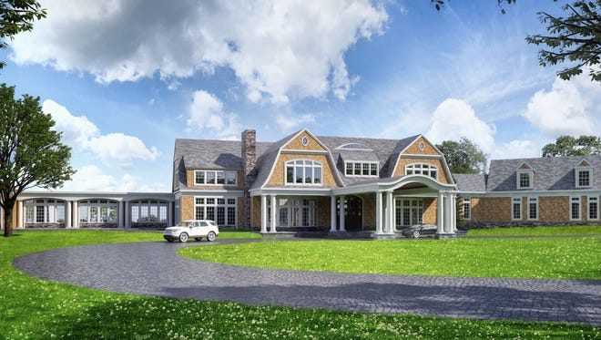 A rendering of the proposed Everwilde Inn and Spa project in South Bristol.