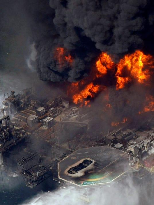 AP Gulf Oil Spill - Settlement