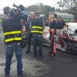 Larsen Motorsports featured on 'Jay Leno's Garage'