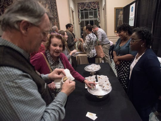 The annual Feast of Flavours was held Monday, Jan.