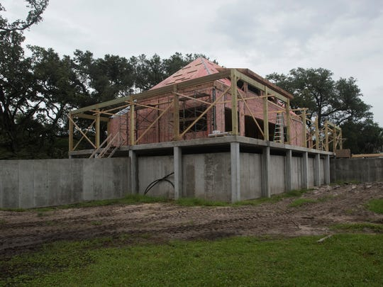 "Smart Home Pensacola is building a new home off Bayshore Drive in Pensacola that will incorporate state of the art technologies like the Tesla Roof System. Once complete, the new ""green"" home is expected to generate its own electricity without any assistance from the power grid."