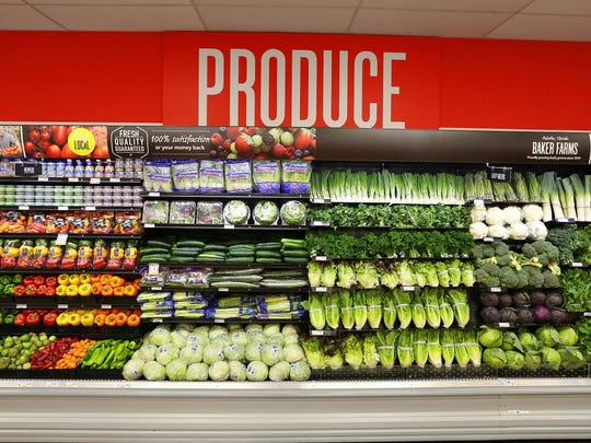 The White City Winn-Dixie in Fort Pierce has a newly updated farm-fresh produce department.