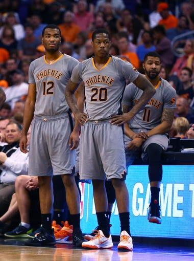 The Suns' NBA Summer League team will have a familiar