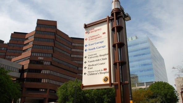 Vanderbilt University Medical Center will officially