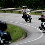 The Indiana University Public Policy Institute's Center for Criminal Justice Research found that state saw a 28 percent increase in motorcycle fatalities in 2012 over a year earlier. / AP file photo