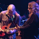 Derek Trucks, Warren Haynes and the rest of The Allman Brothers perform Friday at Darien Lake Performing Arts Center.
