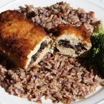 Filled with mushrooms and butter, Chicken Kiev has pleased countless diners over the decades.