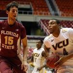 College basketball roundup: No. 10 VCU denied 4-0 start