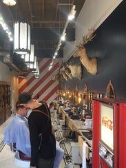 Union Barber in Ferndale.
