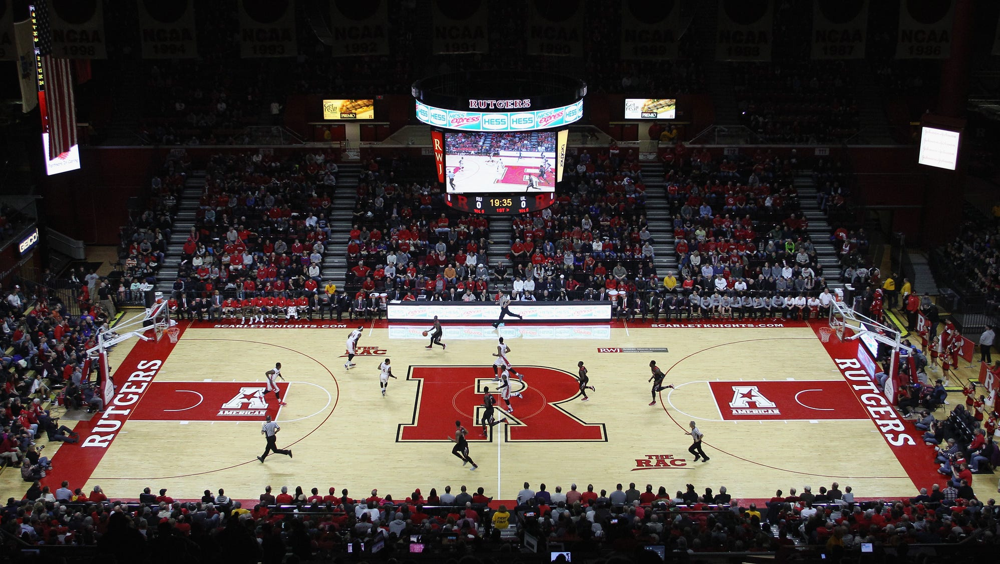 RAC solved 1970s Rutgers basketball facilities crisis ...