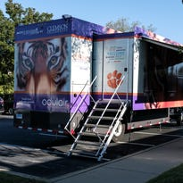 Clemson's mobile health clinic powered by the sun