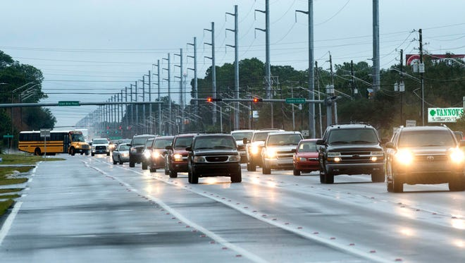 With already heavy traffic on U.S. 98 expected to increase in the coming years, the Florida Department of Transportation is beginning to look at the possibility of widening sections of the highway from four to six lanes. The major east-west corridor averages 53,000 vehicles daily near the foot of the Pensacola Bay Bridge in Gulf Breeze and about 41,000 vehicles daily at the intersection of State Road 87 in Navarre. FDOT will kick off a Project Development and Environment Study this spring to evaluate widening U.S. 98 from Portside Drive to the Okaloosa County line, and is in the design phase of widening the highway from Bayshore Road to Portside Drive.
