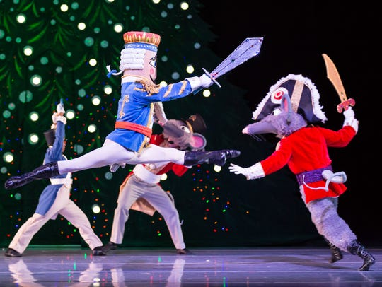 A past Nashville's Nutcracker.