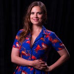 Hayley Atwell, star of the upcoming ABC series 'Marvel's Agent Carter,' attended Comic-Con, where she talked about the series.