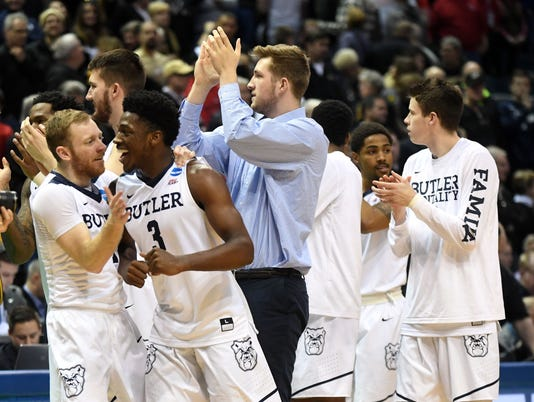 NCAA Basketball: NCAA Tournament-Second Round-Butler vs Middle Tennessee