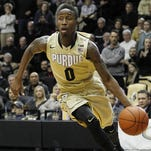 Former Purdue guard Jon Octeus said he will play for the Indiana Pacers in the Orlando Pro Summer League.
