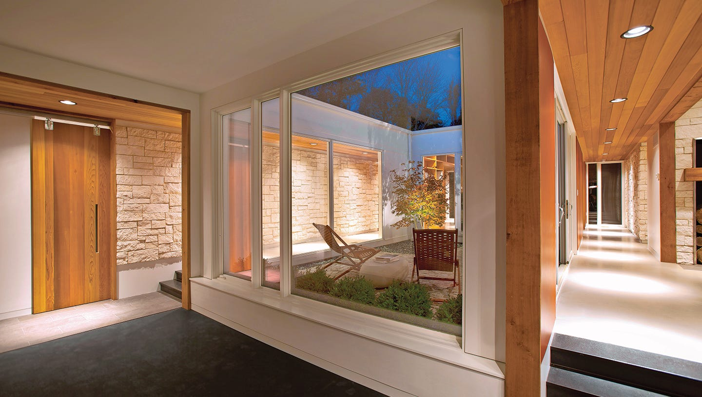 Bring The Outdoors In And Reap Health Design Benefits