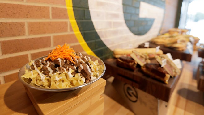 If you've ever had a hankering for elk at a Packers game, you're in luck this year.