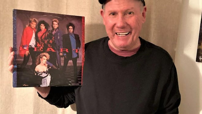 """Mark """"Boz"""" Bosley, with an album from his all time favorite female-fronted act, Heart."""