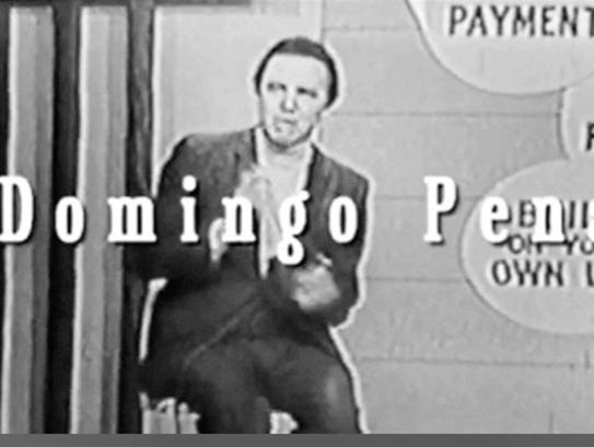 Peña started his television show on KIII-TV in 1964.