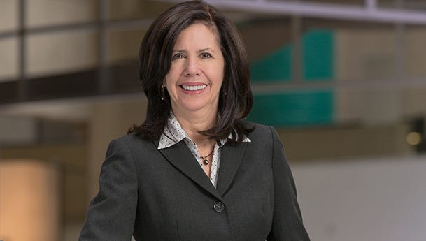 General Motors Vice President Global Purchasing and Supply Chain Grace Lieblein