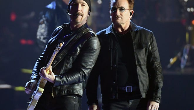 U2 will return to perform 'The Joshua Tree' at this year's Bonnaroo.