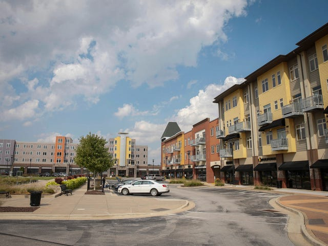 West Glen Town Center goes from bust to boom