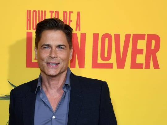 "Rob Lowe attends the premiere of his latest film, ""How"