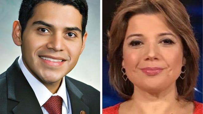Steve Montenegro and Ana Navarro sparred on CNN over former Sheriff Joe Arpaio's pardon.