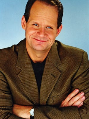Bob Zany performs March 1-4 at the Laugh Factory at the Silver Legacy Resort Casino.
