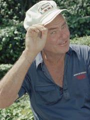 A 1986 photo of comic actor Harvey Korman. Vicki Lawrence
