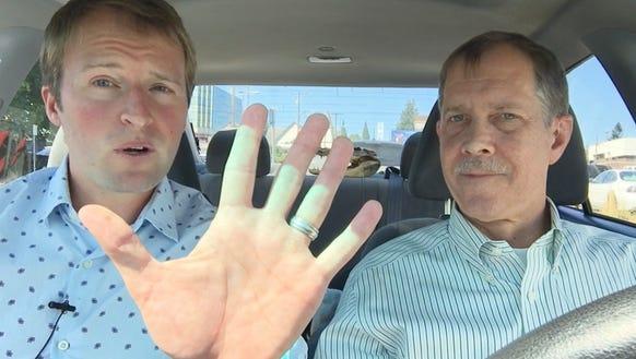 Josh Farley and Ed Friedrich