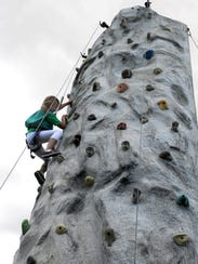 Kids can learn to climb at RockSport in Sparks.