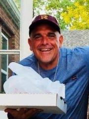 Chris Bordenaro, owner of Bordenaro'sPizza